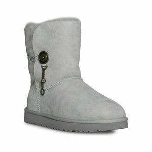 UGG Azalea Charm Winter Boots Gray NEW IN BOX